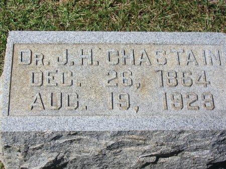CHASTAIN, JOHN HENRY, DR. - Cherokee County, Georgia   JOHN HENRY, DR. CHASTAIN - Georgia Gravestone Photos