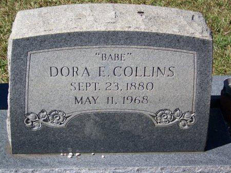 """COLLINS, DORA E. """"BABE"""" - Cherokee County, Georgia   DORA E. """"BABE"""" COLLINS - Georgia Gravestone Photos"""