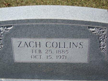 COLLINS, ZACH - Cherokee County, Georgia | ZACH COLLINS - Georgia Gravestone Photos