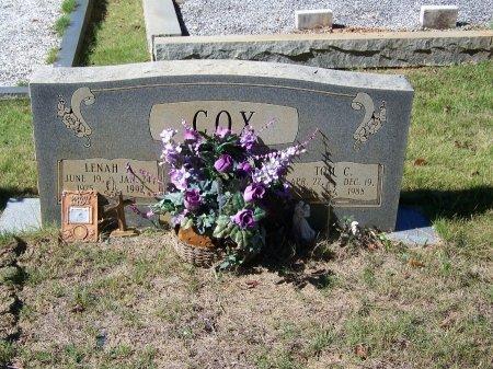 COX, TOM C. - Cherokee County, Georgia | TOM C. COX - Georgia Gravestone Photos