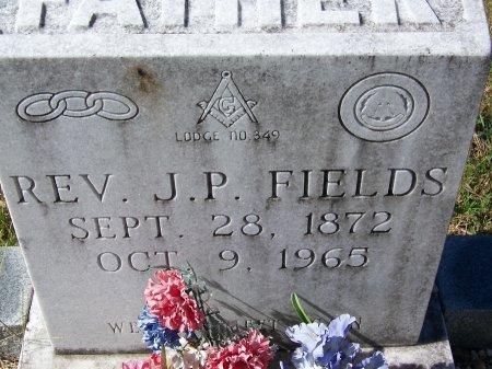 FIELDS, J. P. - Cherokee County, Georgia | J. P. FIELDS - Georgia Gravestone Photos