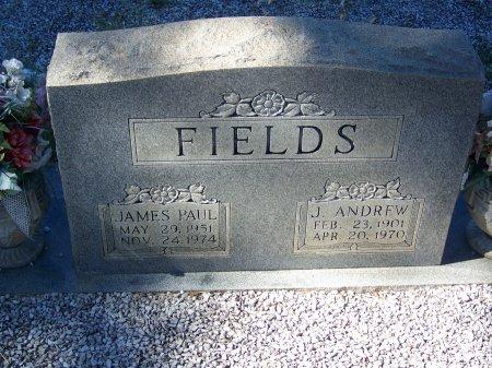 FIELDS, J.  ANDREW - Cherokee County, Georgia   J.  ANDREW FIELDS - Georgia Gravestone Photos