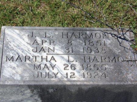 HARMON, MARTHA LOUISA - Cherokee County, Georgia | MARTHA LOUISA HARMON - Georgia Gravestone Photos