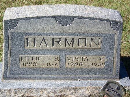 HARMON, VISTA V. - Cherokee County, Georgia | VISTA V. HARMON - Georgia Gravestone Photos