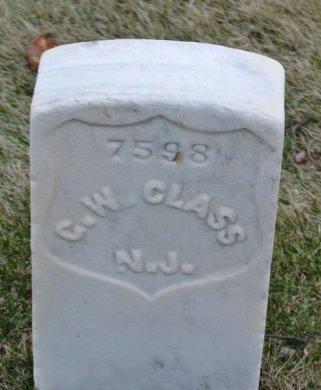 CLASS (VETERAN CW), GEORGE W. (NEW) - Cobb County, Georgia   GEORGE W. (NEW) CLASS (VETERAN CW) - Georgia Gravestone Photos