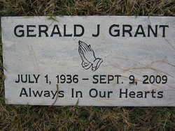 GRANT, GERALD JUNIOR - Cobb County, Georgia | GERALD JUNIOR GRANT - Georgia Gravestone Photos