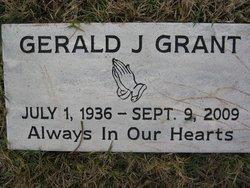 GRANT, GERALD JUNIOR - Cobb County, Georgia | GERALD JUNIOR GRANT - Georgia Gravestone Photos