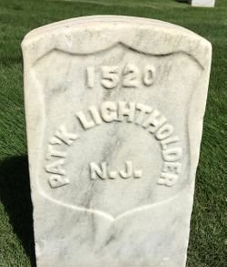 LIGHTHOLDER (VETERAN CW), PATRICK (NEW) - Cobb County, Georgia | PATRICK (NEW) LIGHTHOLDER (VETERAN CW) - Georgia Gravestone Photos