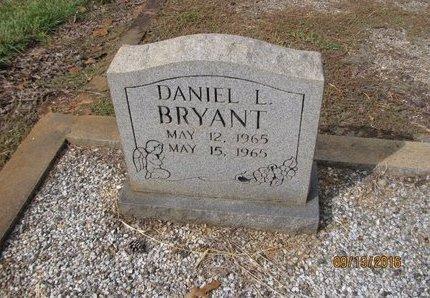 BRYANT, DANIEL L - Franklin County, Georgia   DANIEL L BRYANT - Georgia Gravestone Photos