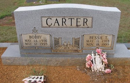 CARTER, BESSIE T - Franklin County, Georgia | BESSIE T CARTER - Georgia Gravestone Photos