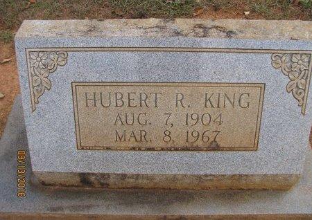 KING, HUBERT RABUN - Franklin County, Georgia | HUBERT RABUN KING - Georgia Gravestone Photos