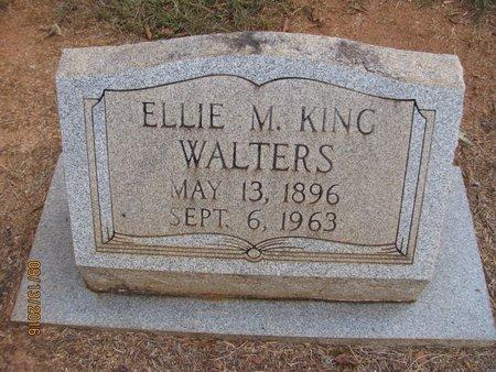 WALTERS, ELLIE MAY - Franklin County, Georgia | ELLIE MAY WALTERS - Georgia Gravestone Photos