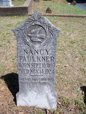 FAULKNER, NANCY J - Fulton County, Georgia | NANCY J FAULKNER - Georgia Gravestone Photos