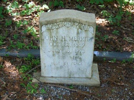 MERRITT, JOHN HOWARD - Fulton County, Georgia | JOHN HOWARD MERRITT - Georgia Gravestone Photos