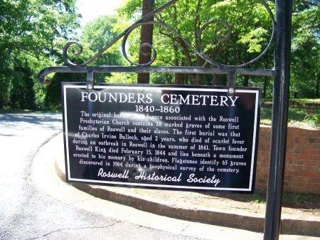 *FOUNDERS, CEMETERY - Fulton County, Georgia | CEMETERY *FOUNDERS - Georgia Gravestone Photos