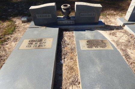 BAGGETT, CHARLIE C - Grady County, Georgia | CHARLIE C BAGGETT - Georgia Gravestone Photos