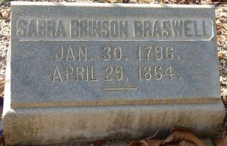BRASWELL, SABRA - Grady County, Georgia | SABRA BRASWELL - Georgia Gravestone Photos
