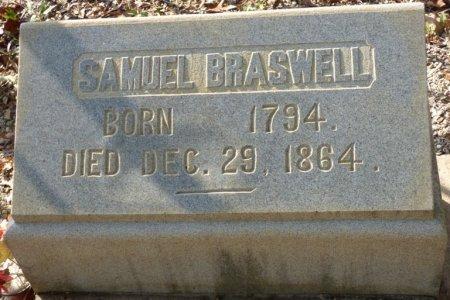 BRASWELL, SAMUEL - Grady County, Georgia | SAMUEL BRASWELL - Georgia Gravestone Photos