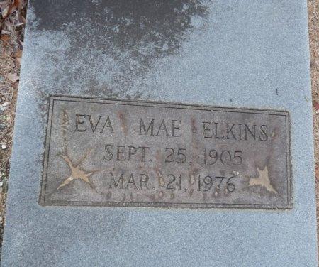 ELKINS, EVA MAE - Grady County, Georgia   EVA MAE ELKINS - Georgia Gravestone Photos