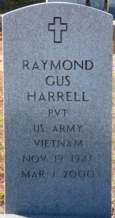 HARRELL (VETERAN VIET), RAYMOND GUS (NEW) - Grady County, Georgia   RAYMOND GUS (NEW) HARRELL (VETERAN VIET) - Georgia Gravestone Photos