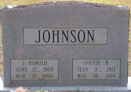 JOHNSON, JACKSON HAROLD - Grady County, Georgia | JACKSON HAROLD JOHNSON - Georgia Gravestone Photos