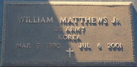 MATTHEWS JR (VETERAN KOR), WILLIAM (NEW) - Grady County, Georgia | WILLIAM (NEW) MATTHEWS JR (VETERAN KOR) - Georgia Gravestone Photos