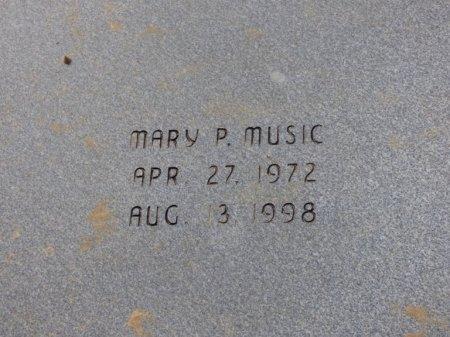 MUSIC, MARY - Grady County, Georgia | MARY MUSIC - Georgia Gravestone Photos