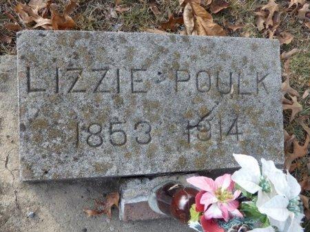 """POULK, ELIZABETH """"LIZZIE"""" - Grady County, Georgia   ELIZABETH """"LIZZIE"""" POULK - Georgia Gravestone Photos"""