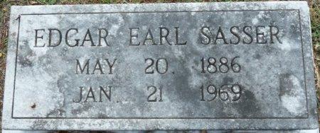 SASSER, EDGAR EARL - Grady County, Georgia | EDGAR EARL SASSER - Georgia Gravestone Photos