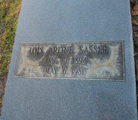 SASSER, LOIS ARLINE - Grady County, Georgia | LOIS ARLINE SASSER - Georgia Gravestone Photos