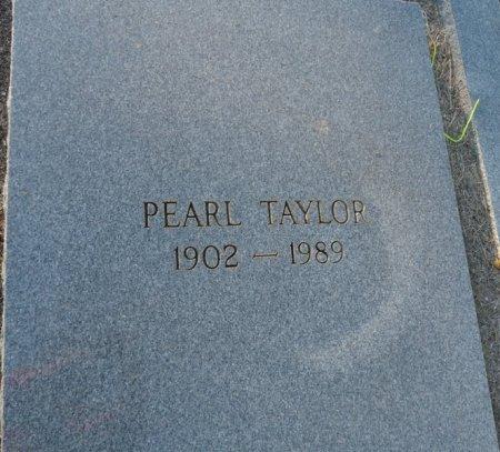 TAYLOR, PEARL - Grady County, Georgia   PEARL TAYLOR - Georgia Gravestone Photos