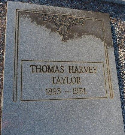 TAYLOR, THOMAS HARVEY - Grady County, Georgia | THOMAS HARVEY TAYLOR - Georgia Gravestone Photos