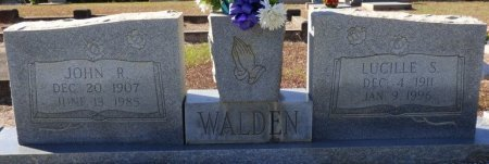 WALDEN, JOHN R - Grady County, Georgia | JOHN R WALDEN - Georgia Gravestone Photos