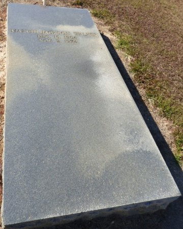 WALKER, MARVIN JACKSON - Grady County, Georgia | MARVIN JACKSON WALKER - Georgia Gravestone Photos