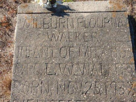 WALKER, WILBURN FLOURNAY - Grady County, Georgia | WILBURN FLOURNAY WALKER - Georgia Gravestone Photos