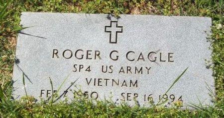 CAGLE (VETERAN VIET), ROGER G. (NEW) - Murray County, Georgia | ROGER G. (NEW) CAGLE (VETERAN VIET) - Georgia Gravestone Photos