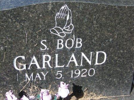 "GARLAND, SANFORD ""BOB"" - Pickens County, Georgia   SANFORD ""BOB"" GARLAND - Georgia Gravestone Photos"