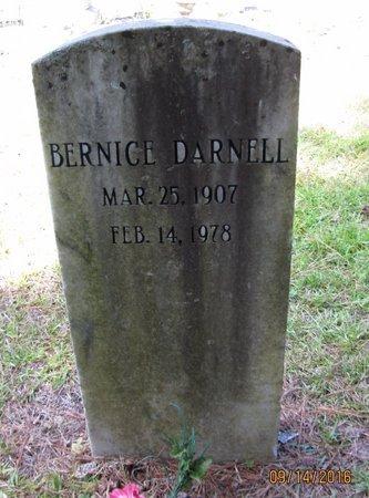 DARNELL, BERNICE - Pickens County, Georgia | BERNICE DARNELL - Georgia Gravestone Photos