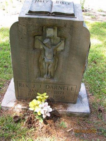 DARNELL, J J, REV - Pickens County, Georgia | J J, REV DARNELL - Georgia Gravestone Photos
