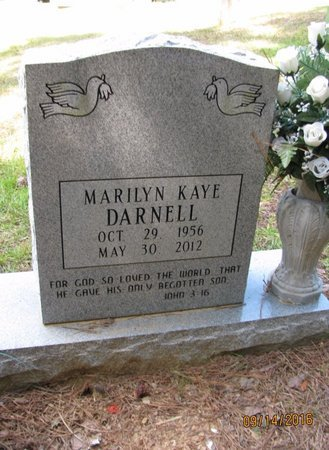 DARNELL, MARILYN KAYE - Pickens County, Georgia | MARILYN KAYE DARNELL - Georgia Gravestone Photos