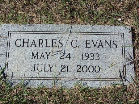 EVANS, CHARLES C. - Pickens County, Georgia | CHARLES C. EVANS - Georgia Gravestone Photos