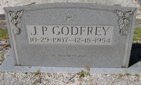 GODFREY, J. P. - Pickens County, Georgia   J. P. GODFREY - Georgia Gravestone Photos