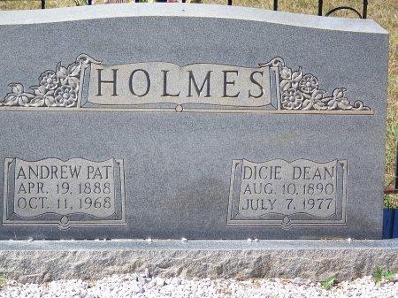 HOLMES, ANDREW PAT - Pickens County, Georgia | ANDREW PAT HOLMES - Georgia Gravestone Photos