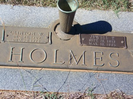 HOLMES, CLINTON W. - Pickens County, Georgia | CLINTON W. HOLMES - Georgia Gravestone Photos