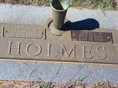 HOLMES, JEWELL - Pickens County, Georgia | JEWELL HOLMES - Georgia Gravestone Photos