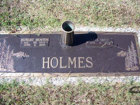 HOLMES, HUBERT DENTON - Pickens County, Georgia | HUBERT DENTON HOLMES - Georgia Gravestone Photos