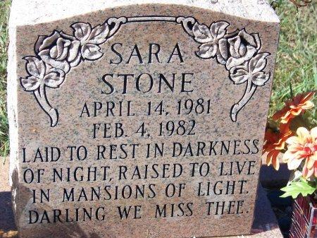 STONE, SARAH - Pickens County, Georgia | SARAH STONE - Georgia Gravestone Photos