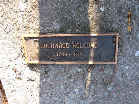HOLCOMB, SHERWOOD - Stephens County, Georgia | SHERWOOD HOLCOMB - Georgia Gravestone Photos