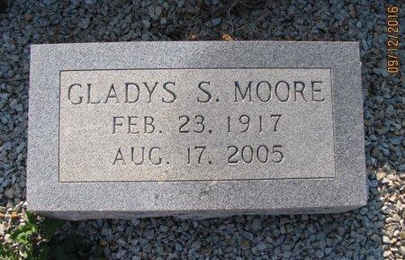 MOORE, GLADYS S - Stephens County, Georgia | GLADYS S MOORE - Georgia Gravestone Photos