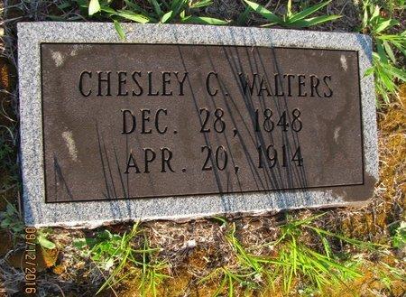WALTERS, CHESLEY C - Stephens County, Georgia | CHESLEY C WALTERS - Georgia Gravestone Photos